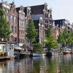 Orkesten in Amsterdam