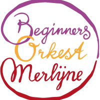 Logo Beginnersorkest Merlijne